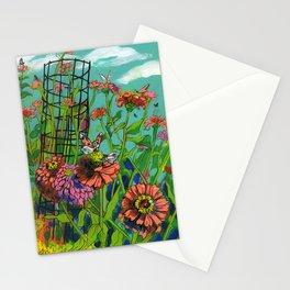 Monarch Migration Stationery Cards
