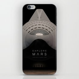 Explore Mars iPhone Skin