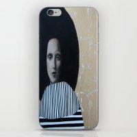 musa iPhone & iPod Skins featuring MUSA by Michela Ezekiela Riba