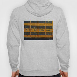 City Of New York Hoody
