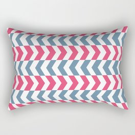 ArrowStripes Rectangular Pillow