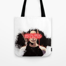 maybe the odds be ever in your favor Tote Bag