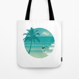 Toes to the nose Tote Bag