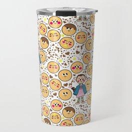 aloha eleven and waffles Travel Mug