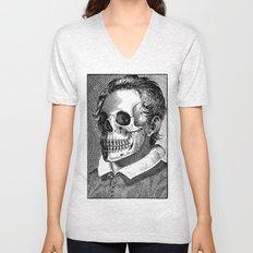 Mr Bones II Unisex V-Neck