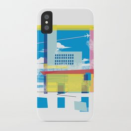 funky town iPhone Case