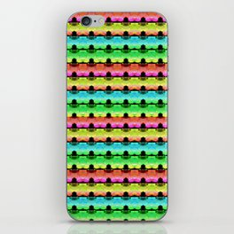 Pop Star Raceway iPhone Skin