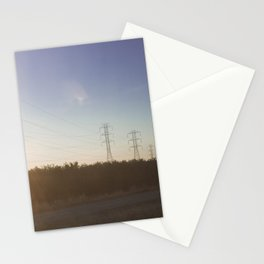 Interstate-5 I Stationery Cards