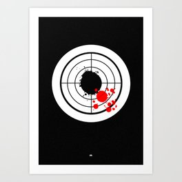 The View of the Aftenoon Art Print