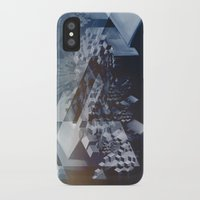 san francisco iPhone & iPod Cases featuring San Francisco by Herwig Scherabon