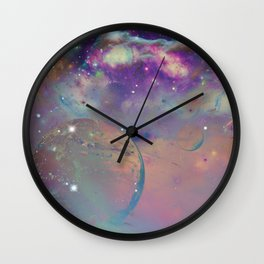 Alternative Universe Wall Clock