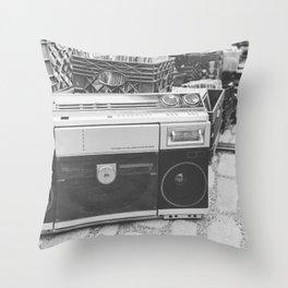 Brooklyn Vibes Throw Pillow
