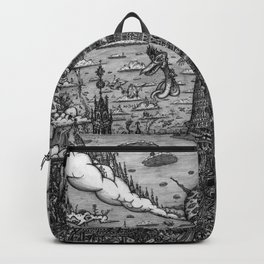 Tower of Babel Backpack