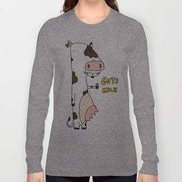Gots Milk Long Sleeve T-shirt
