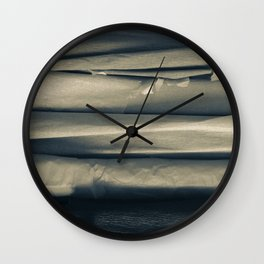 Old paper 5 Wall Clock