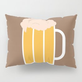 Beer! Pillow Sham
