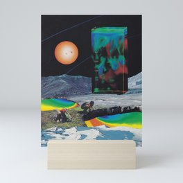 Monolith Mini Art Print