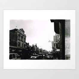 2042 Art Print