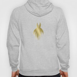 Little Gold Gown Hoody
