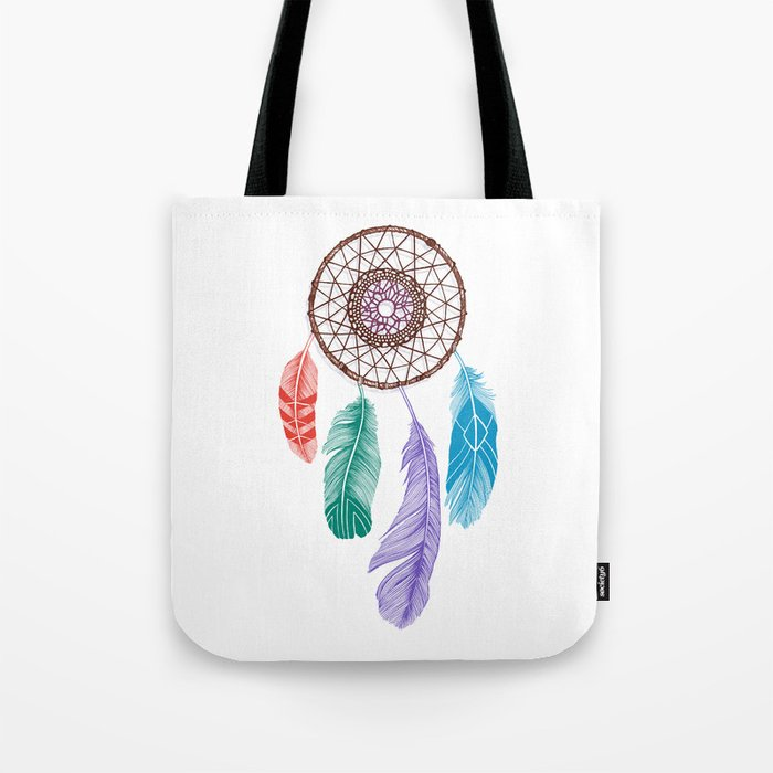 Dream Catcher Multi Tote Bag