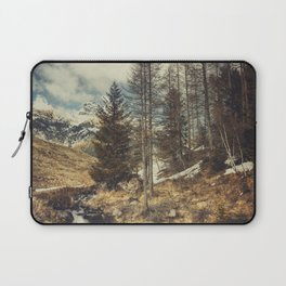 Mountain spring Laptop Sleeve