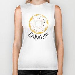 O Canada! Biker Tank