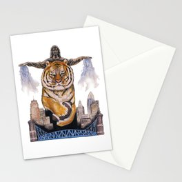 Cincinnati Bengal Tiger Stationery Cards