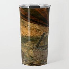 1987 Steampunk Travel Mug