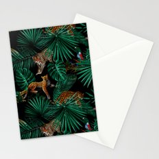 FLORAL PATTERN XI Stationery Cards