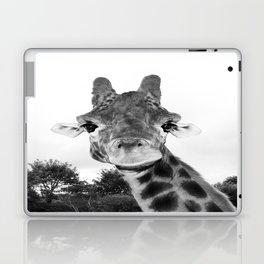 Giraffe. B+W. Laptop & iPad Skin