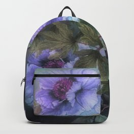 PEONIES IN BLOOM 02 Backpack