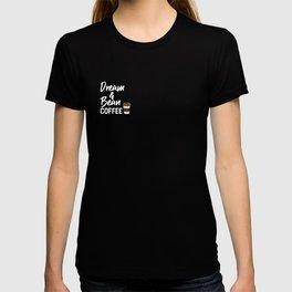 Dream & Bean Coffee T-shirt
