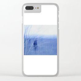 who.are.you? Clear iPhone Case