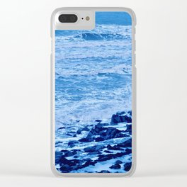 Crash Clear iPhone Case
