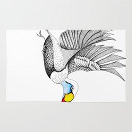 Bird4 Rug