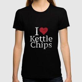Kettle Chips Gift T-shirt