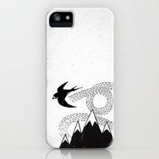 Mountain Swallow Slim Case iPhone (5, 5s)