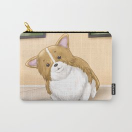 Pose and Smile! Carry-All Pouch