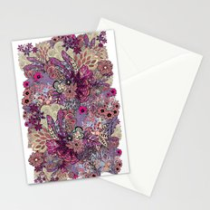 Vernal rising Stationery Cards