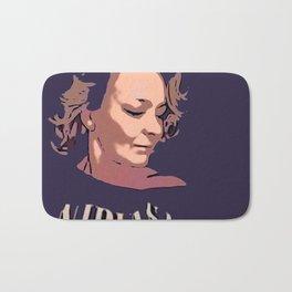 Portrait Tanja 1 Bath Mat