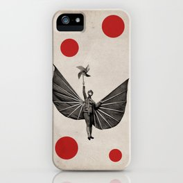 Anthropomorphic N°22 iPhone Case