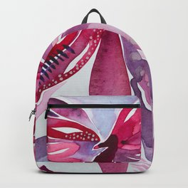 Bottle of Red Design 3 Backpack