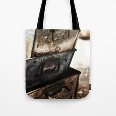 Boxes Tote Bag