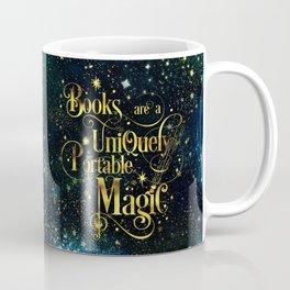 Books Are a Uniquely Portable Magic Coffee Mug