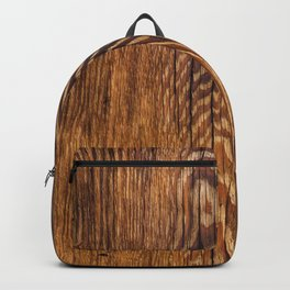 Wood texture 4 Backpack