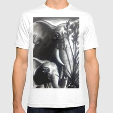Loved Ones Mens Fitted Tee White MEDIUM