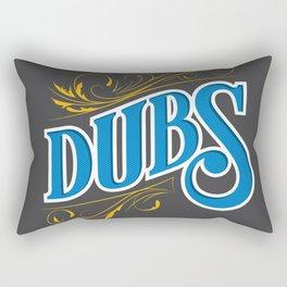 #DubNation Rectangular Pillow