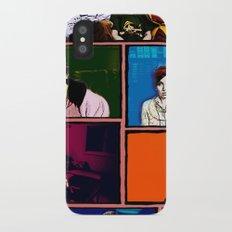 Comics iPhone X Slim Case