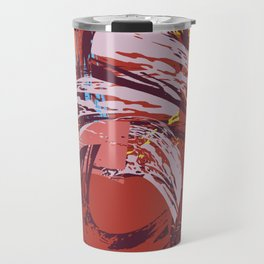 Red Bang Travel Mug