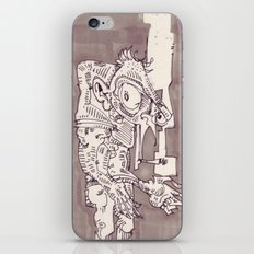 Deviant iPhone & iPod Skin